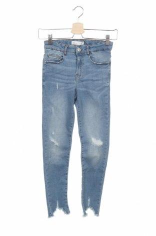 Παιδικά τζίν Zara, Μέγεθος 9-10y/ 140-146 εκ., Χρώμα Μπλέ, Τιμή 17,78€