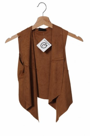 Dětská vesta  Page One, Velikost 8-9y/ 134-140 cm, Barva Béžová, 95% polyester, 5% elastan, Cena  383,00Kč