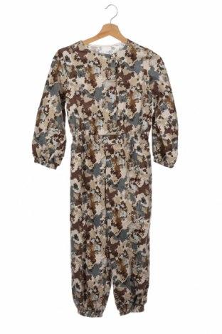 Детски гащеризон Zara, Размер 9-10y/ 140-146 см, Цвят Многоцветен, Памук, Цена 30,87лв.
