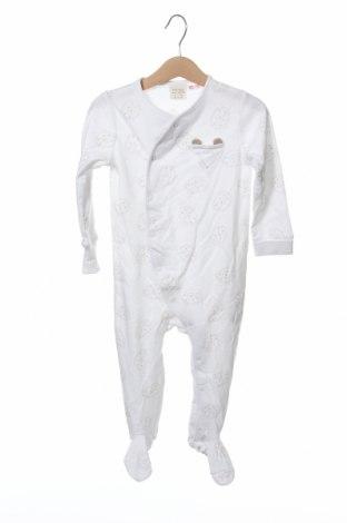 Παιδική σαλοπέτα Zara, Μέγεθος 18-24m/ 86-98 εκ., Χρώμα Λευκό, Βαμβάκι, Τιμή 7,79€