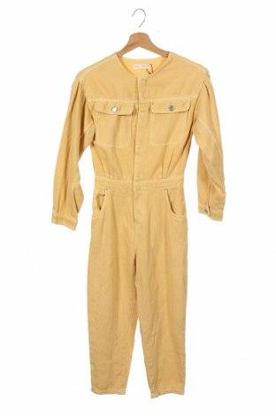 Παιδική σαλοπέτα Zara, Μέγεθος 11-12y/ 152-158 εκ., Χρώμα Κίτρινο, Βαμβάκι, Τιμή 12,66€