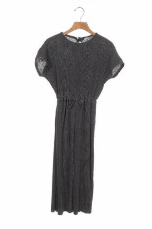 Детски гащеризон Zara, Размер 7-8y/ 128-134 см, Цвят Сив, Полиестер, Цена 24,57лв.