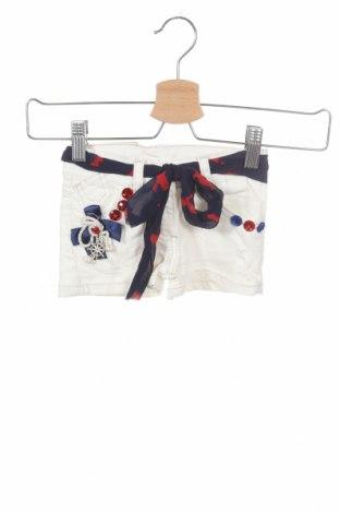 Pantaloni scurți pentru copii Dolce & Gabbana, Mărime 12-18m/ 80-86 cm, Culoare Alb, Preț 192,44 Lei