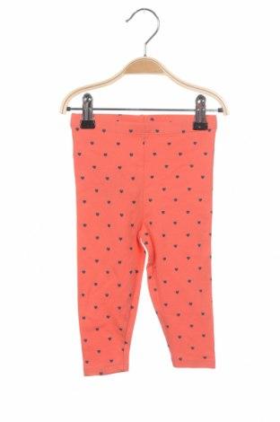 Детски клин ZY kids, Размер 9-12m/ 74-80 см, Цвят Оранжев, 95% памук, 5% еластан, Цена 24,00лв.