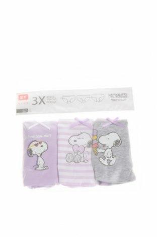 Детски комплект ZY kids, Размер 6-7y/ 122-128 см, Цвят Многоцветен, 95% памук, 5% еластан, Цена 16,38лв.