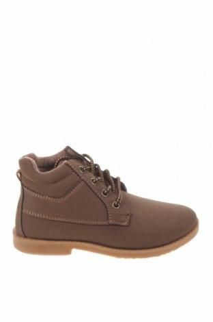 Детски обувки Lefties, Размер 30, Цвят Кафяв, Еко кожа, Цена 44,25лв.