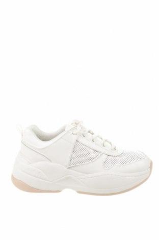 Dětské boty  Oysho, Velikost 34, Barva Bílá, Pravá kůže, Cena  800,00Kč