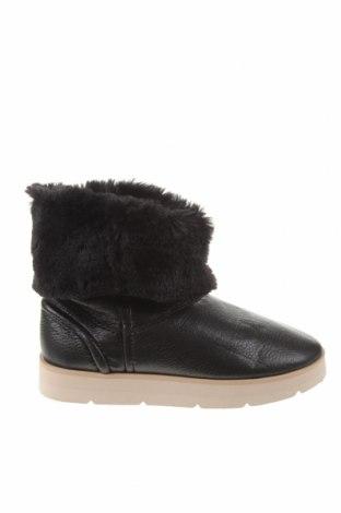 Детски обувки Zara, Размер 35, Цвят Черен, Еко кожа, Цена 59,25лв.