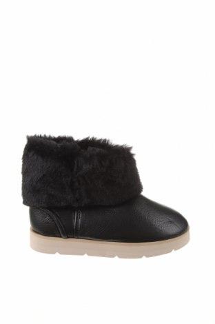 Παιδικά παπούτσια Zara, Μέγεθος 34, Χρώμα Μαύρο, Δερματίνη, Τιμή 10,32€