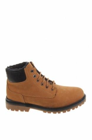 Παιδικά παπούτσια Zara, Μέγεθος 37, Χρώμα  Μπέζ, Γνήσιο δέρμα, Τιμή 14,29€