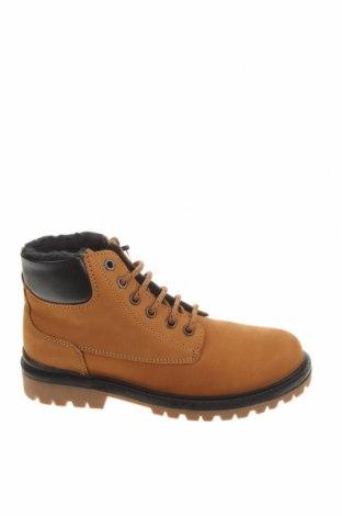Dětské boty  Zara, Velikost 33, Barva Béžová, Pravá kůže, Cena  600,00Kč