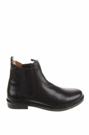 Детски обувки Zara, Размер 37, Цвят Черен, Естествена кожа, Цена 66,75лв.