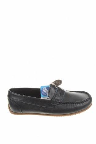 Детски обувки Zara, Размер 32, Цвят Син, Естествена кожа, Цена 12,00лв.