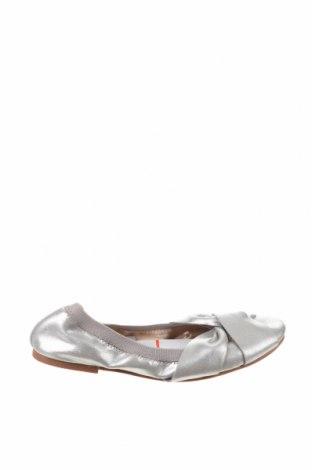 Детски обувки Zara, Размер 31, Цвят Сив, Еко кожа, Цена 8,51лв.