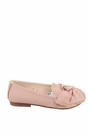Детски обувки Zara, Размер 32, Цвят Розов, Текстил, Цена 44,25лв.