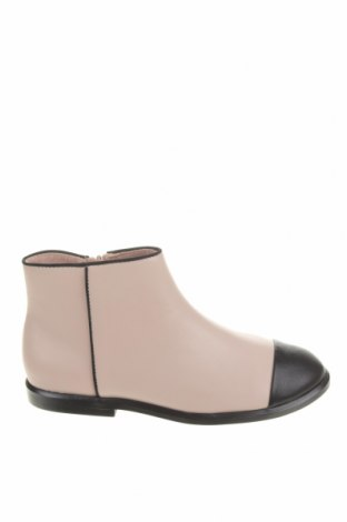 Детски обувки Zara, Размер 29, Цвят Черен, Естествена кожа, Цена 66,75лв.