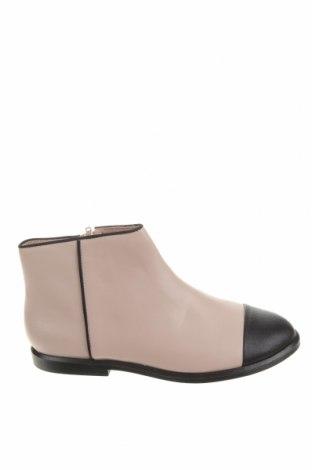 Детски обувки Zara, Размер 37, Цвят Пепел от рози, Естествена кожа, Цена 44,25лв.