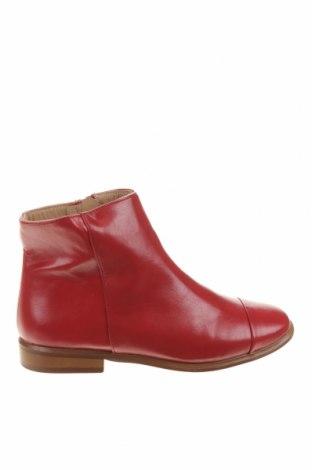 Детски обувки Zara, Размер 32, Цвят Червен, Еко кожа, Цена 36,75лв.