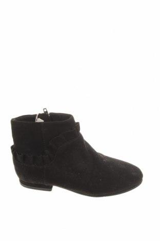 Детски обувки Zara, Размер 28, Цвят Черен, Текстил, Цена 14,75лв.