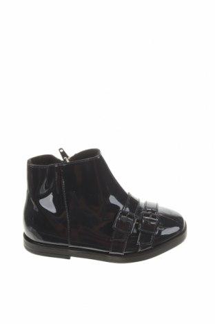 Детски обувки Zara, Размер 25, Цвят Син, Еко кожа, Цена 39,00лв.