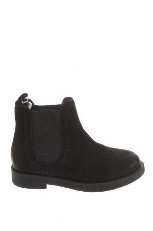 Детски обувки Zara, Размер 29, Цвят Черен, Естествена кожа, Цена 74,25лв.