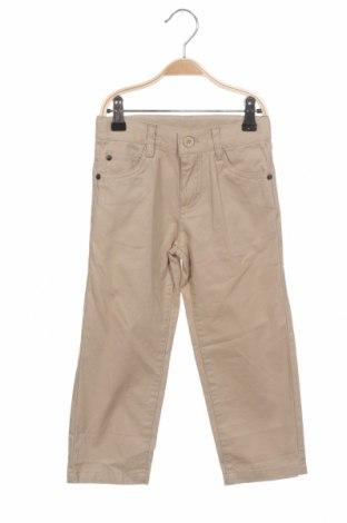Dětské kalhoty  ZY kids, Velikost 2-3y/ 98-104 cm, Barva Béžová, Bavlna, Cena  367,00Kč