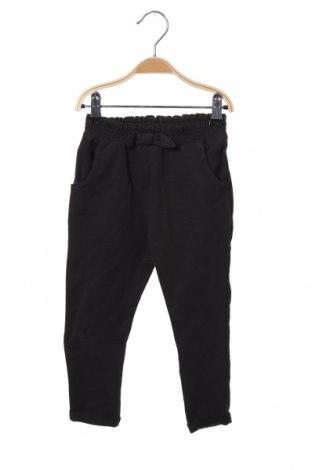 Dětské kalhoty  Zara, Velikost 2-3y/ 98-104 cm, Barva Šedá, 95% bavlna, 5% elastan, Cena  420,00Kč