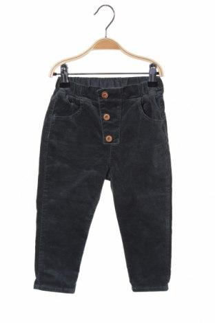 Dětské kalhoty  Zara, Velikost 18-24m/ 86-98 cm, Barva Zelená, Cena  402,00Kč