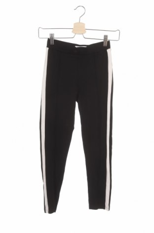 Dětské kalhoty  Zara, Velikost 13-14y/ 164-168 cm, Barva Černá, 72% viskóza, 24% polyamide, 6% elastan, Cena  347,00Kč