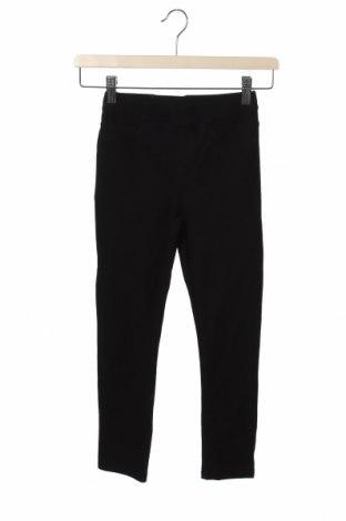 Παιδικό παντελόνι Zara, Μέγεθος 7-8y/ 128-134 εκ., Χρώμα Μαύρο, 82% βαμβάκι, 15% πολυεστέρας, 3% ελαστάνη, Τιμή 14,94€