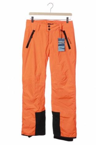 Dětské kalhoty pro zimní sporty  Chiemsee, Velikost 15-18y/ 170-176 cm, Barva Oranžová, Polyester, Cena  1420,00Kč