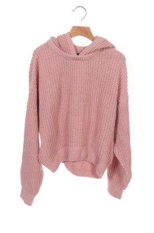 Παιδικό πουλόβερ Zara, Μέγεθος 12-13y/ 158-164 εκ., Χρώμα Ρόζ , 76% πολυεστέρας, 24%ακρυλικό, Τιμή 14,65€
