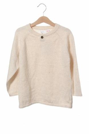 Παιδικό πουλόβερ Zara, Μέγεθος 3-4y/ 104-110 εκ., Χρώμα  Μπέζ, Βαμβάκι, Τιμή 9,56€