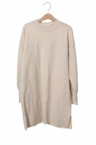 Dětský svetr  Zara, Velikost 8-9y/ 134-140 cm, Barva Béžová, 46% viskóza, 28% polyester, 26% polyamide, Cena  269,00Kč