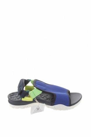 Детски сандали Zara, Размер 38, Цвят Син, Текстил, Цена 36,75лв.