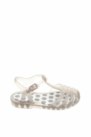 Детски сандали Zara, Размер 22, Цвят Сив, Полиуретан, Цена 29,25лв.