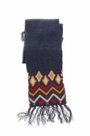 Παιδικό κασκόλ Mo, Χρώμα Μπλέ, Ακρυλικό, Τιμή 7,10€