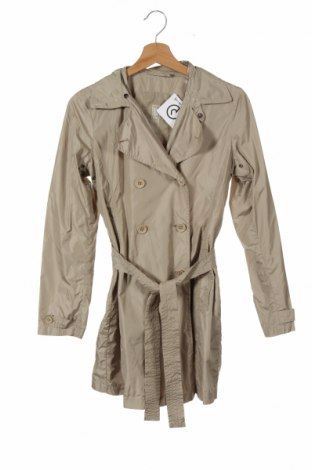 Детски шлифер Add, Размер 12-13y/ 158-164 см, Цвят Бежов, Полиестер, Цена 38,64лв.