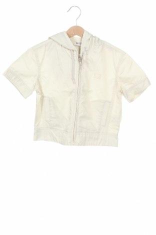 Детско яке Mexx, Размер 8-9y/ 134-140 см, Цвят Бежов, 55% памук, 45% полиамид, Цена 16,50лв.