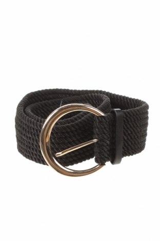 Opasek  Zara, Barva Černá, Textile , Eko kůže, Cena  283,00Kč