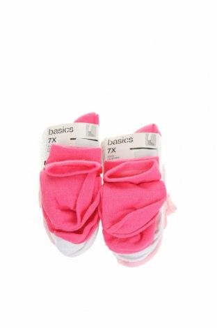 Комплект, Размер 11-12y/ 152-158 см, Цвят Розов, 75% памук, 23% полиамид, 2% еластан, Цена 19,50лв.