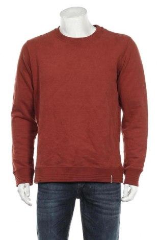 Мъжка блуза Anerkjendt, Размер XL, Цвят Оранжев, Памук, Цена 33,12лв.