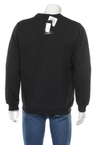 Ανδρική μπλούζα Boohoo, Μέγεθος S, Χρώμα Μαύρο, 70% βαμβάκι, 30% πολυεστέρας, Τιμή 15,08€