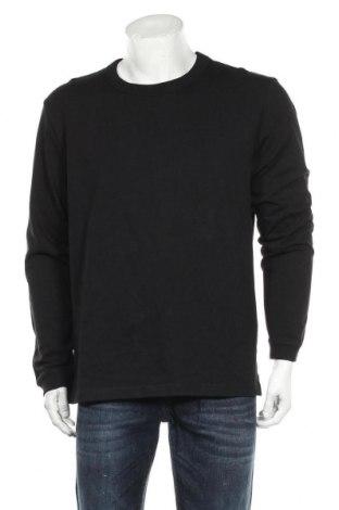 Ανδρική μπλούζα Zara, Μέγεθος XL, Χρώμα Μαύρο, Βαμβάκι, Τιμή 20,10€