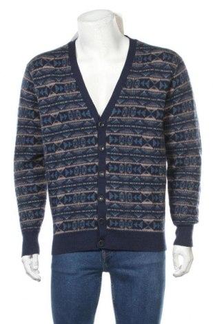 Ανδρική ζακέτα Pendleton, Μέγεθος M, Χρώμα Μπλέ, Μερινό, Τιμή 168,22€
