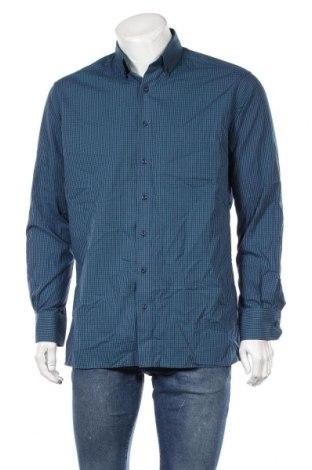 Pánská košile  Eterna, Velikost L, Barva Modrá, Bavlna, Cena  344,00Kč