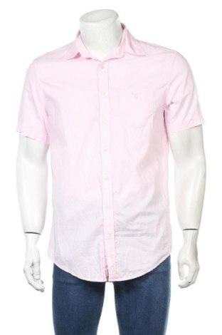 Ανδρικό πουκάμισο Gant, Μέγεθος M, Χρώμα Ρόζ , Βαμβάκι, Τιμή 19,49€