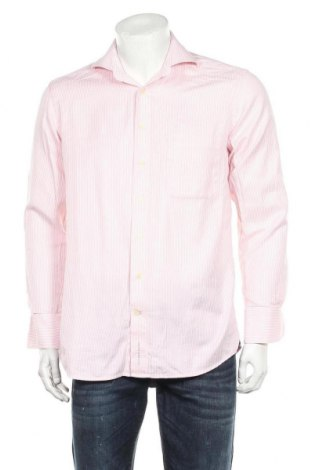 Ανδρικό πουκάμισο Gant, Μέγεθος M, Χρώμα Ρόζ , Βαμβάκι, Τιμή 21,34€