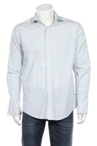Мъжка риза Nautica, Размер M, Цвят Многоцветен, Цена 27,00лв.