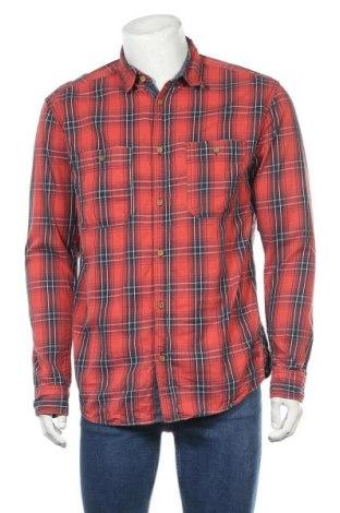Мъжка риза Originals By Jack & Jones, Размер L, Цвят Многоцветен, Памук, Цена 23,40лв.